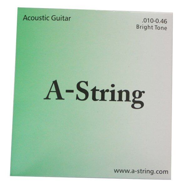 ขาย A-String สายกีตาร์โปร่งเบอร์ 10