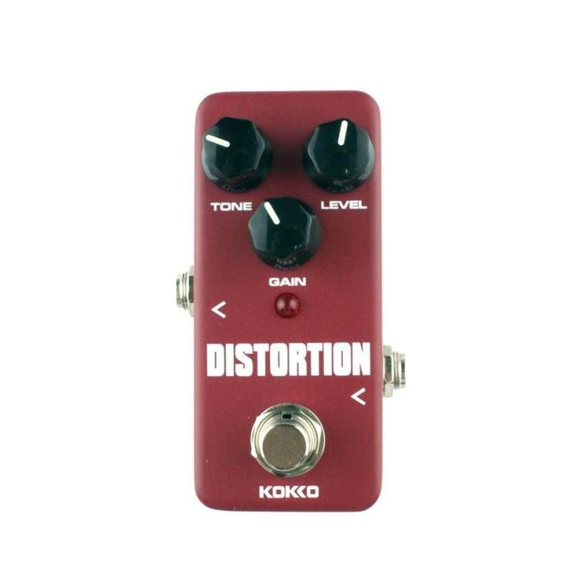 ลดด่วนAllwin FDS2 Mini Distortion Pedal Guitar Effect Pedal Guitar Parts& Accessories - intl มาซื้อเร็ว