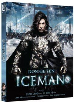 Boomerang Iceman 3D (2014) /ล่าทะลุศตวรรษ 3D (Donnie Yen) (3D With Lenticular Card) (2D Compatible Version)