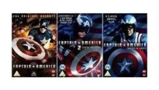 Captain America Collection [Region 2] - intl