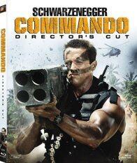 Commando: Director's Cut คอมมานโด ฉบับตัดต่อใหม่ (BLU-RAY)
