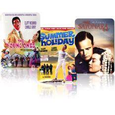 DVD 3-Movie Pack: Cliff Richard The Young Ones + Summer Holiday + Sayonara (3 DVDs)