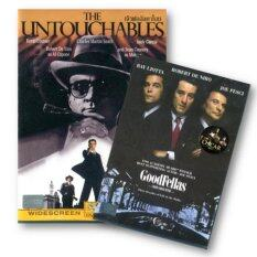 DVD The Untouchables & Goodfellas (2 DVDs) image