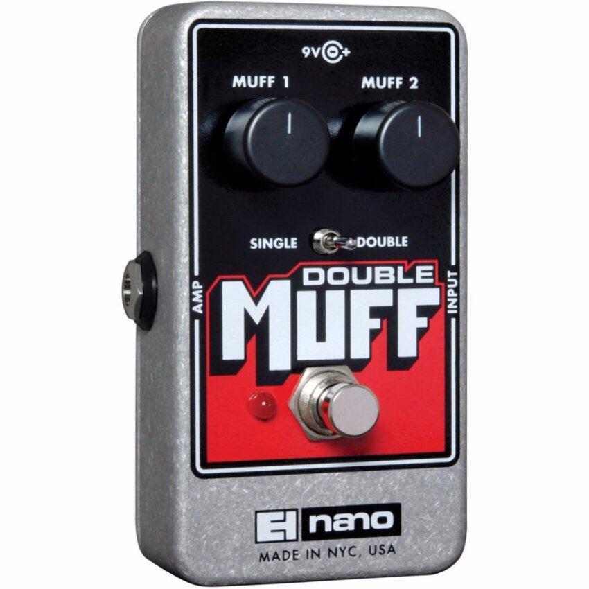 Electro-Harmonix DOUBLE MUFF Fuzz/Overdrive