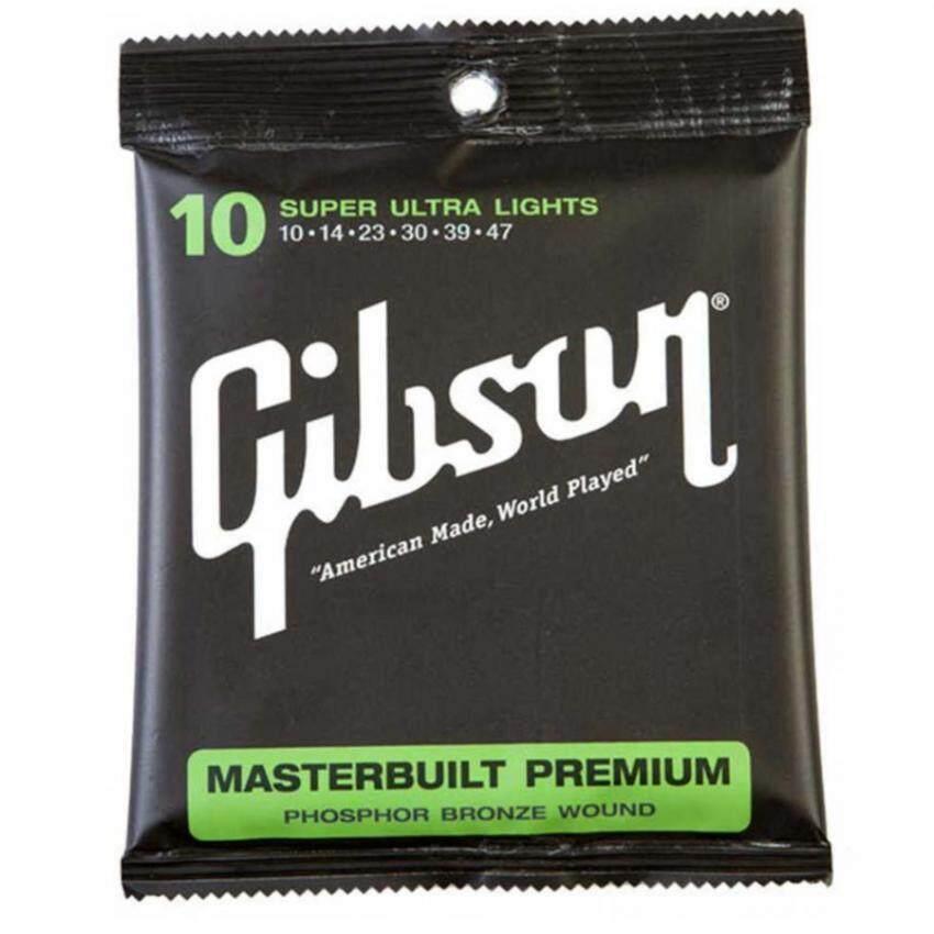 ลดด่วนGibson สายกีตาร์โปร่ง SUPER ULTRA LIGHTS มาซื้อเร็ว