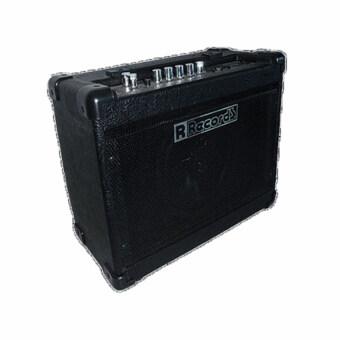 Records Acoustic Guitar Amplifier RC-35 - Black