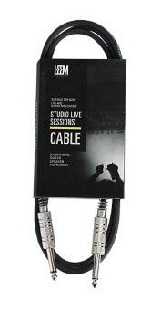 LEEM สาย Speaker Cable 5ft./1.5m.O.D-5.5mm. รุ่น CSP-5 TOP III CLASS (Black)