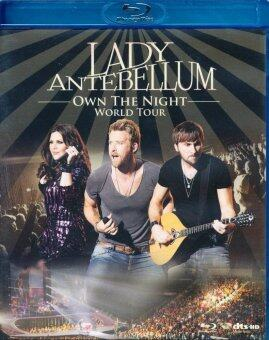 AmornMovie Blu-ray Lady Antebellum: Own The Night World Tour (All) (DTS HD)