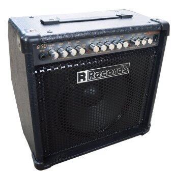 Records Electric Guitar Amplifier แอมป์กีตาร์ไฟฟ้า รุ่น G-30