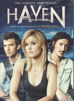 Boomerang Haven: The Complete Third Season (DVD Box Set 4 Disc)