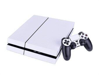 Pacer Skin กันรอย PS4-W Playstation 4 - สีขาว