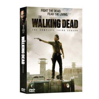 The Walking Dead: The Complete Third Season (DVD Box Set 5 Disc)