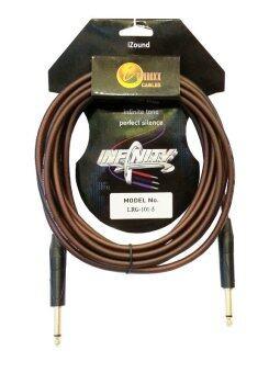 ICONNEXX Guitar Cable Jack LRG-101-5