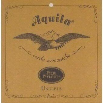Aquila String New Nylgut สาย UKULELE Size Concert Aq_RegC (White)