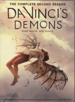 Boomerang Da Vinci's Demons