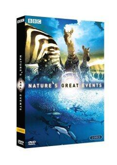 Nature's Great Events ที่สุดแห่งปฐพีธรรมชาติ