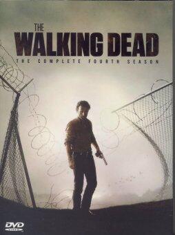 Boomerang Walking Dead,The Complete Fourth Season (DVD Box Set 5 Disc)