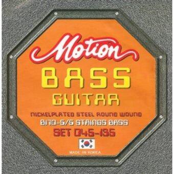 Motion สายชุดไฟฟ้าเบส 4 สาย รุ่น B-170 045-105