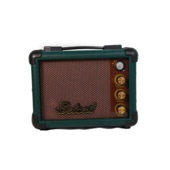 Belcat Mini Portable Amp รุ่น MAR-BELCAT-I5U (Green)