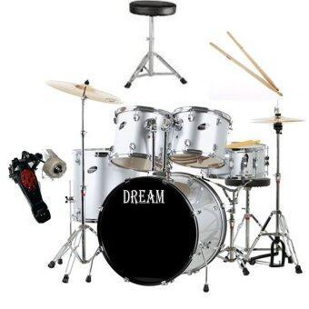 Dream Drum SET JBP0975 (SILVER)