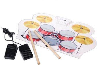 JJ Thai Bar Supply กลองชุดไฟฟ้า MIDI พกพาได้ EZ Drum