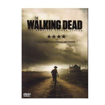 The Walking Dead: The Complete Second Season (DVD Box Set 4 Disc)