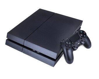 Pacer Skin กันรอย PS4-B Playstation 4 - สีดำ