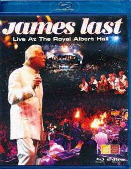 AmornMovie Blu-ray James Last: Live At The Royal Albert Hall-Concert (DTS HD)