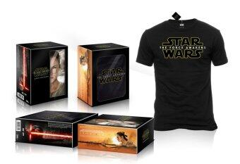 Pyramid DVD (Boxset) สตาร์ วอร์ส: อุบัติการณ์แห่งพลัง(SE) DVD (Boxset) Star Wars: Episode VII: The Force Awakens(SE)