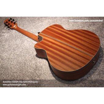 Acoustic - กีตาร์โปร่งไฟฟ้า รุ่น S5EQN (image 2)