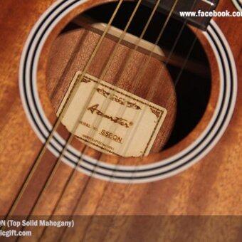 Acoustic - กีตาร์โปร่งไฟฟ้า รุ่น S5EQN (image 3)