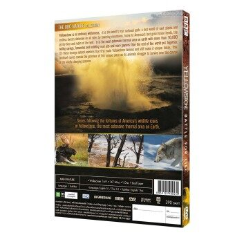 Yellowstone Battle For Life