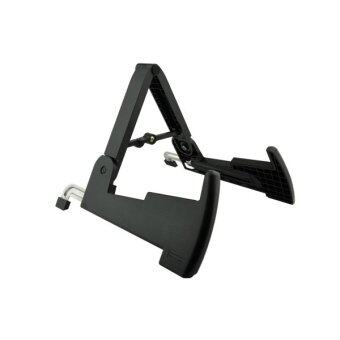 Aroma Ukulele Guitar Violin Bass Stand Rabbit Design AGS-02-BK (Black )