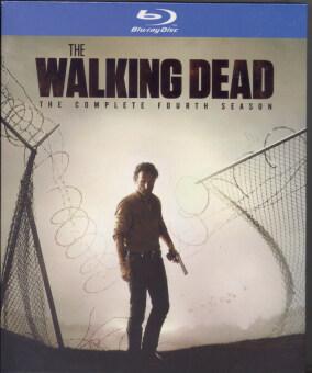 Boomerang Walking Dead The The Complete Fourth Season (Blu-ray Box Set 5 Disc)