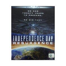 Independence Day: Resurgence/ไอดี 4 สงครามใหม่วันบดโลก (Blu-ray Combo Blu-ray + DVD) image