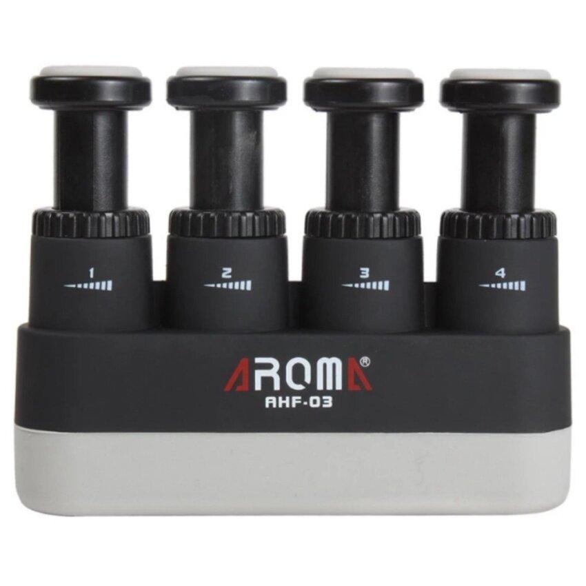iRemax Aroma อุปกรณ์บริหารนิ้วมือ Finger Exerciser - สีดำ