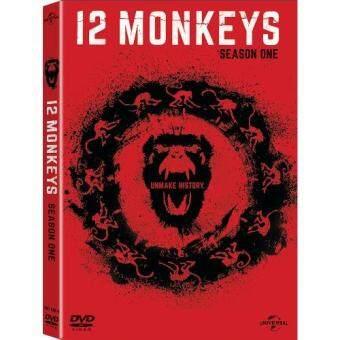 Media Play 12 MONKEYS : Season 1/12 ลิงมฤตยูล้างโลก ปี 1 DVD