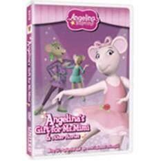 Media Play Angelina's Gift for Ms.Mimi & other stories แองเจลีน่า หนูน้อยนักบัลเลต์ ชุด ของขวัญพิเศษสำหรับครูมีมี่ DVD