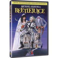 Media Play BeetleJuice (20th Anniversary Deluxe Edition)/ผีขี้จุ๊ย (ฉบับพิเศษครบรอบ 20 ปี) image