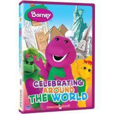 Media Play Celebrating Around The World (Barney) เทศกาลรอบโลกกับบาร์นี DVD image