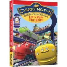 Compare Prices of Media Play Chuggington: Let's Ride The Rails ชักกิงตัน เมืองรถไฟหรรษา ชุด ผจญภัยไปบนราง DVD Online