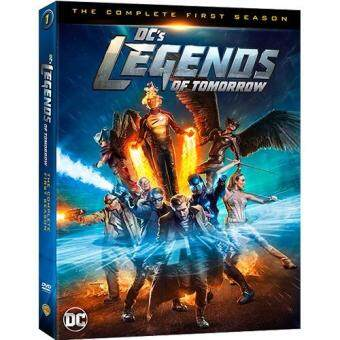 Media Play DC's Legends of Tomorrow: The Complete First Season /รวมพลฮีโร่แห่งอนาคต ปี 1 DVD