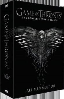 Media Play DVD Game Of Thrones:The Complete Fourth Season 4 (SE)-มหาศึกชิงบัลลังก์ ปี 4