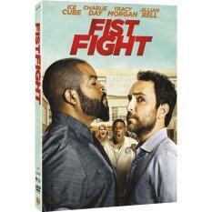 Media Play Fist Fight ครูดุดวลเดือด DVD image