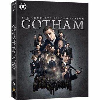 Media Play Gotham: The Complete 2nd Season /ก็อตแธม นครรัตติกาล ปี 2 DVD
