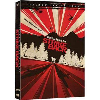 Media Play Strike Back Cinemax Season 4/สองพยัคฆ์สายลับข้ามโลก ปี 4 DVD