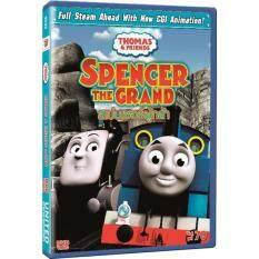 Media Play Thomas & Friends vol.70 โธมัสยอดหัวรถจักร ชุดที่ 70 DVD image
