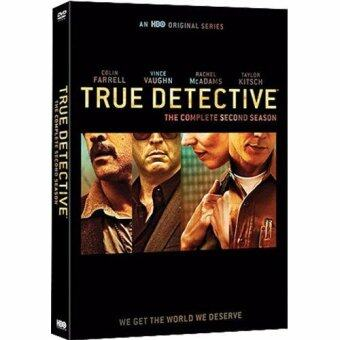 Media Play True Detective : The Complete 2nd Season/ตำรวจพันธุ์แท้ ปี 2 DVD