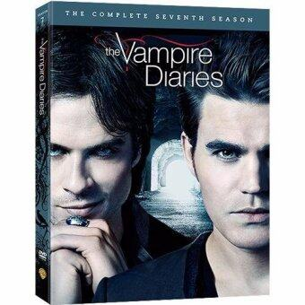 Media Play Vampire Diaries The Complete 7th Season/บันทึกรักเทพบุตรแวมไพร์ ปี 7 DVD