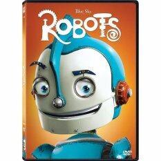 Robots (SE)/โรบอทส์ (สากล-ปกใหม่) DVD